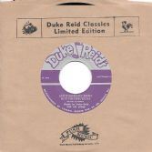 Duke Reid & His Group - Ain't Nobody Here But Us Chickens  (Duke Reid's / Far East) JPN 7""